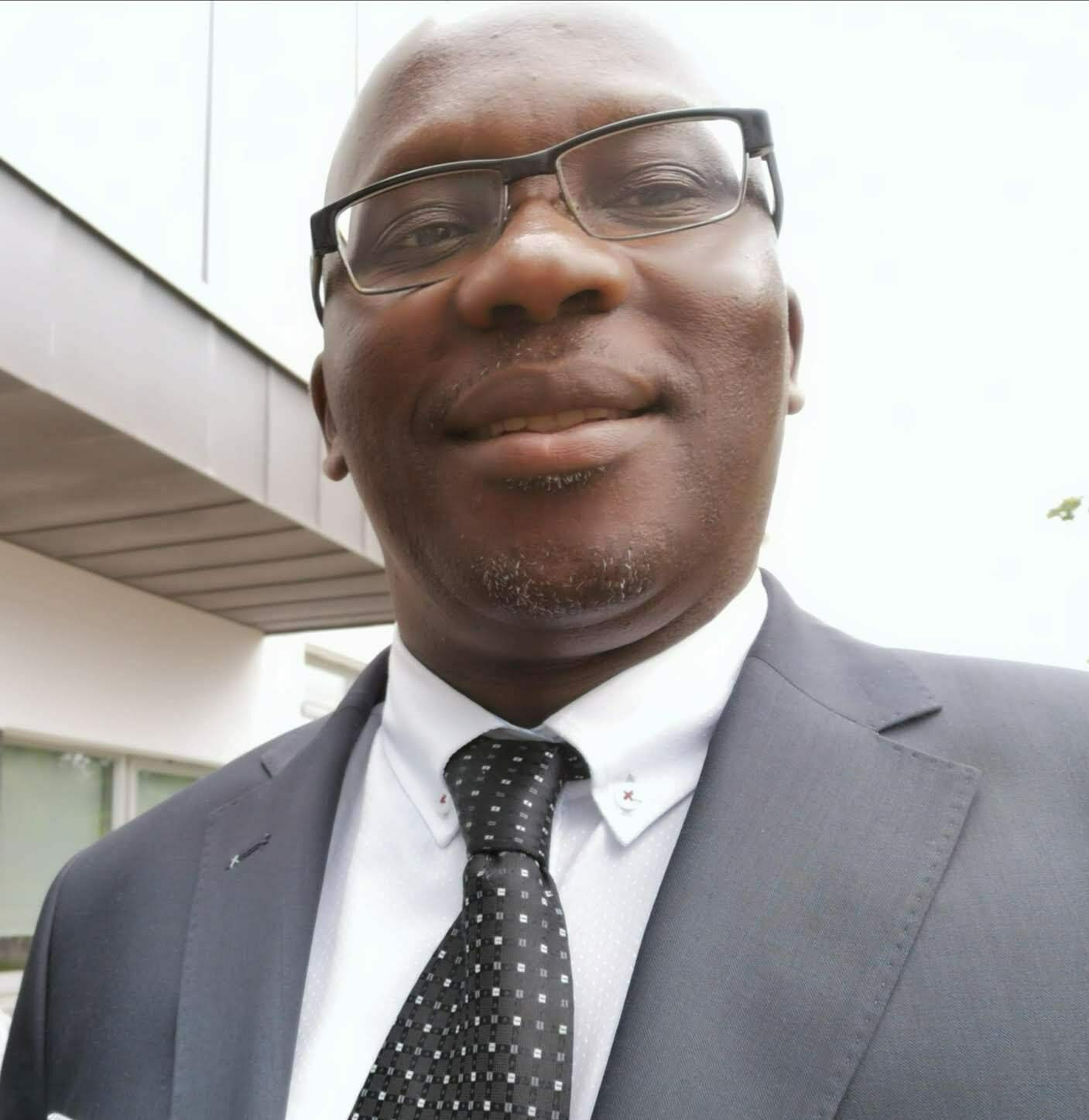Dr. Courage Ijegede